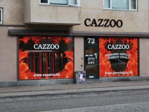 Cazzoo piercing priser