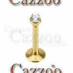 tragus ørepiercing fra Cazzoo smykker