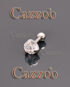 Nye ørepiercing smykker fra cazzoo