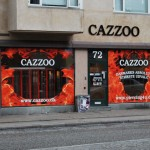 Cazzoo piercingsmykker Aalborg holder fødselsdag